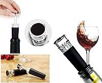 【 ワイン シャンパン 料理酒 etc..】 真空ポンプで酸化を防ぐ!新鮮キープ! ≪ イオプラス 真空式 ボトルキャップ ≫  ボトルストッパー / ワインキャップ / シャンパンセーバー / ストッパー