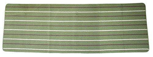 コンドル リーニエ キッチンマット 60×180 グリーン
