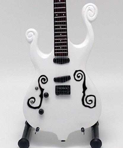 [해외][Musical Story] 미니 기타 MM 스타일 화이트/[Musical Story] Miniature Guitar MM Style White