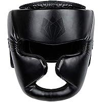 MMA ムエタイ キックボクシング UFC スパーリング ヘルメット ファイティングトレーニング ヘッドギア ヘッドガード プロテクター ノーズプロテクション付き