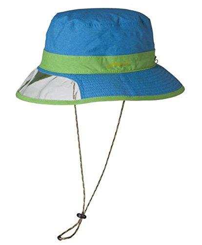 フェニックス Jr.Visible Rain Hat ジュニア ビジブル レイン ハット PH5A8HW42 BLUE JF