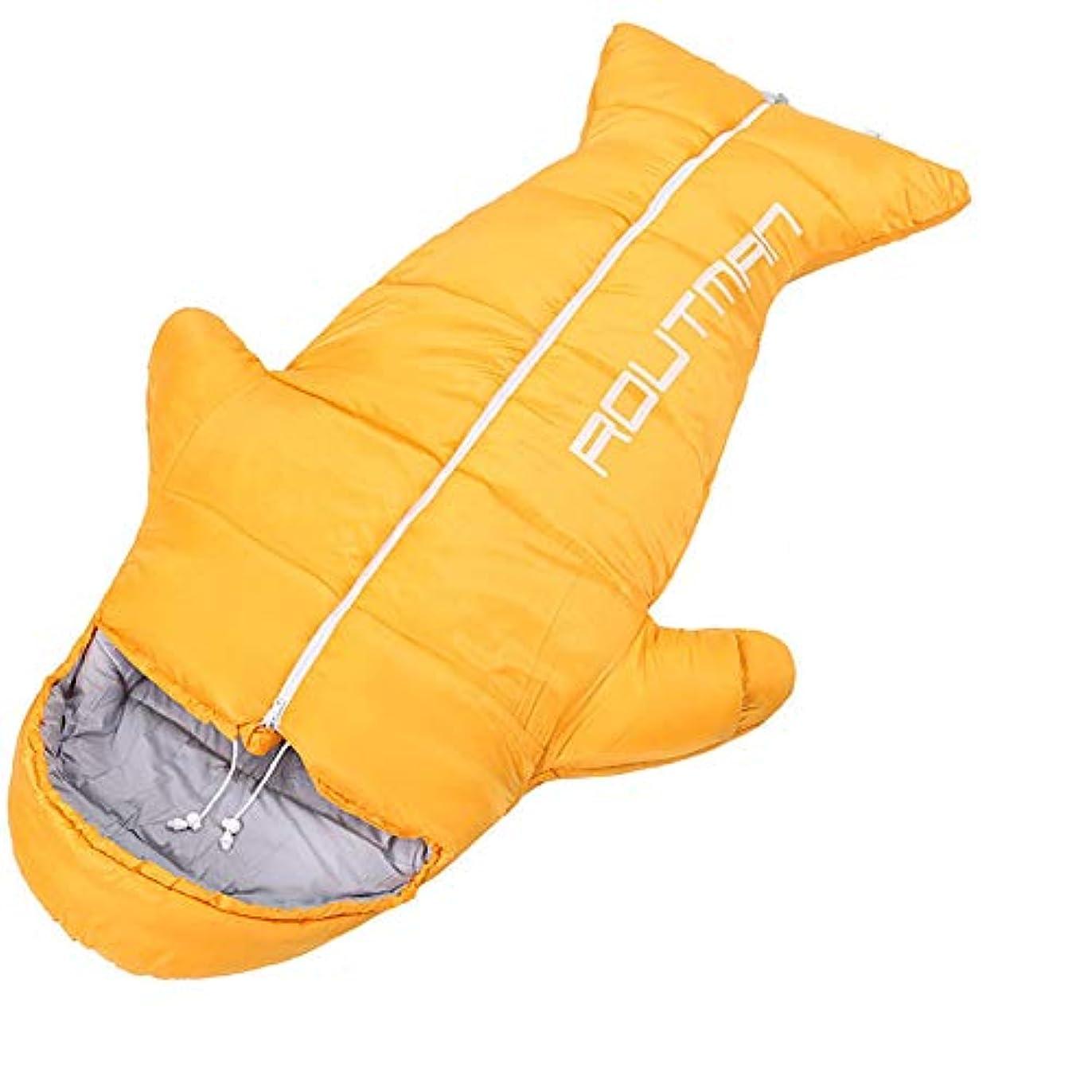 連帯モンゴメリー番目Durable,breathable,comfortable寝袋、厚い暖かい子供睡眠袋屋内昼食休憩スリーピングパッドアンチキックキルト屋外キャンプ睡眠袋10° c ?15° c,orange,155*60cm
