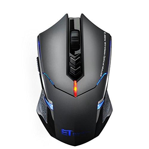 Qtuo ワイヤレス マウス B077P5LJTH 1枚目