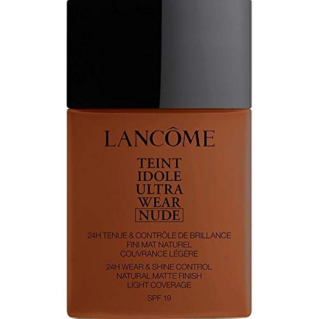 論理的にそれによって有名な[Lanc?me ] ランコムTeintのIdole超摩耗ヌード財団Spf19の40ミリリットル13.3 - サンタル - Lancome Teint Idole Ultra Wear Nude Foundation SPF19...