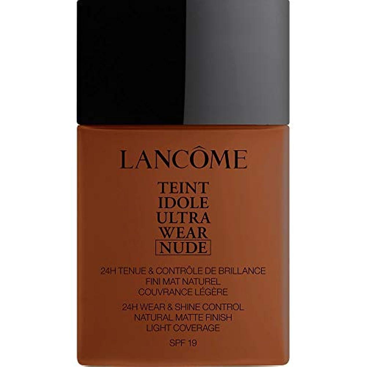 不調和ビュッフェリスナー[Lanc?me ] ランコムTeintのIdole超摩耗ヌード財団Spf19の40ミリリットル13.3 - サンタル - Lancome Teint Idole Ultra Wear Nude Foundation SPF19...
