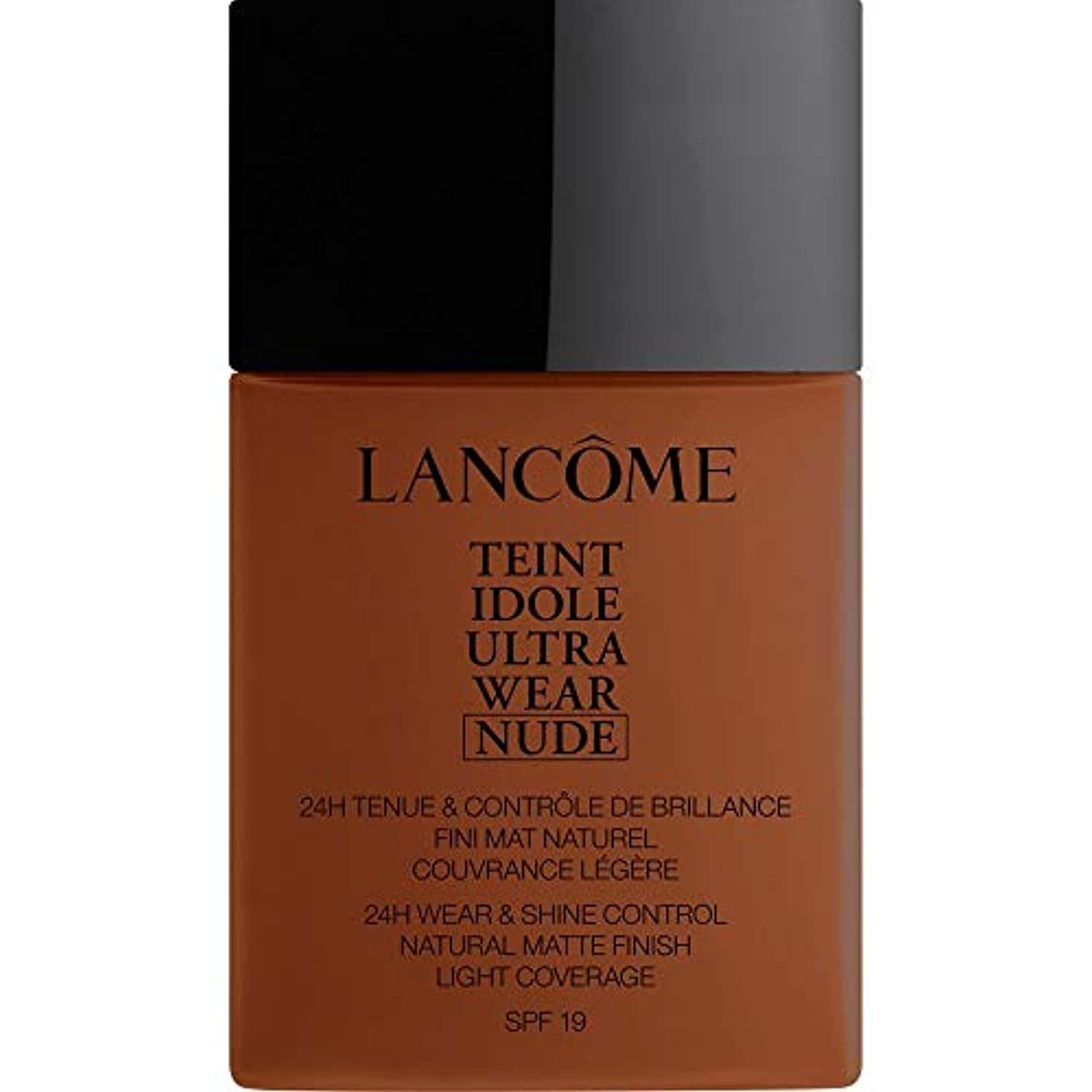教える懐疑論フォーマット[Lanc?me ] ランコムTeintのIdole超摩耗ヌード財団Spf19の40ミリリットル13.3 - サンタル - Lancome Teint Idole Ultra Wear Nude Foundation SPF19...