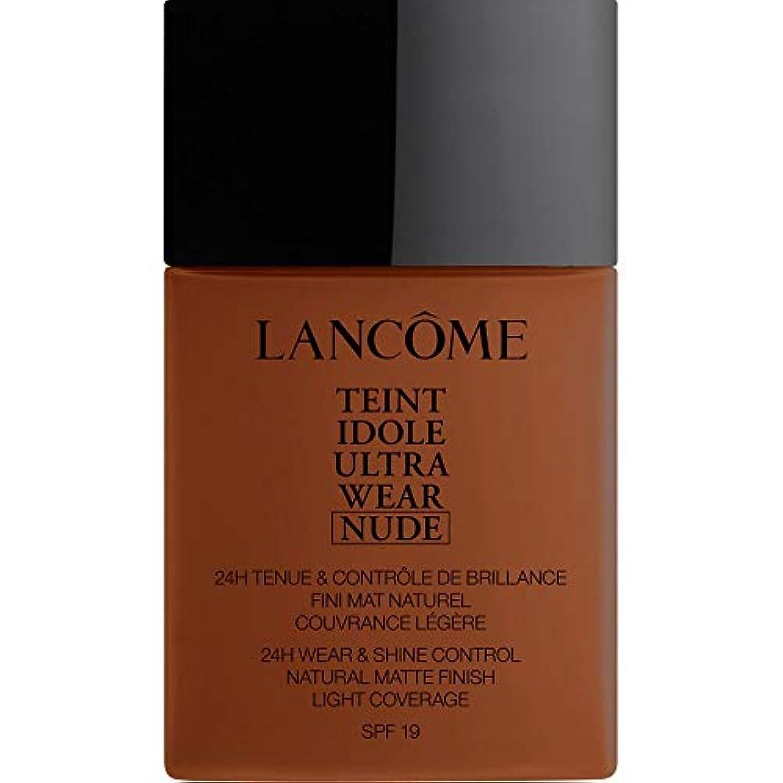 画像浴室かもめ[Lanc?me ] ランコムTeintのIdole超摩耗ヌード財団Spf19の40ミリリットル13.3 - サンタル - Lancome Teint Idole Ultra Wear Nude Foundation SPF19...