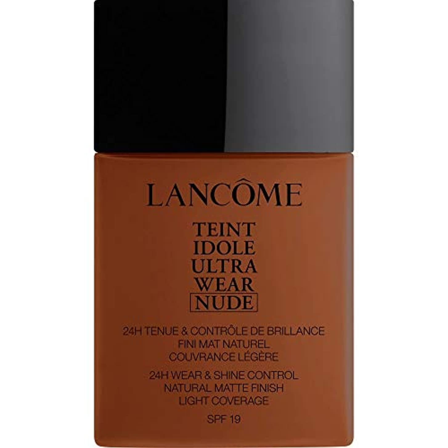 グリット相手略語[Lanc?me ] ランコムTeintのIdole超摩耗ヌード財団Spf19の40ミリリットル13.3 - サンタル - Lancome Teint Idole Ultra Wear Nude Foundation SPF19...