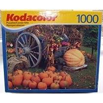 Kodacolor 1000ピースジグソーパズル–国Pumpkins