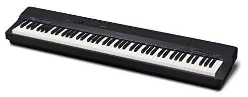 カシオ 電子ピアノ プリヴィア PX-160BK ブラック
