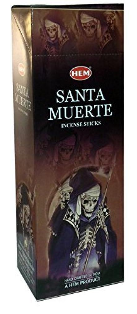 テニスセラフ関連付けるHem Incense Santa Muerte- 120sticks in a Pack. [並行輸入品]