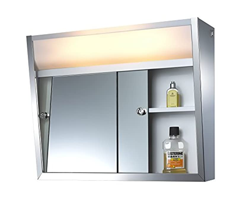 ketcham Cabinets Sliding Door Series Medicine Cabinet 24X19 by ketcham Cabinets