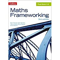 Maths Frameworking ? Pupil Book 2.3 [Third Edition]【洋書】 [並行輸入品]