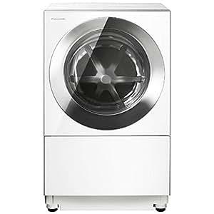 パナソニック 左開き ななめドラム 全自動洗濯機 (容量10kg/乾燥3kg) (シルバーステンレス) (NAVG1200LS) シルバーステンレス NA-VG1200L-S