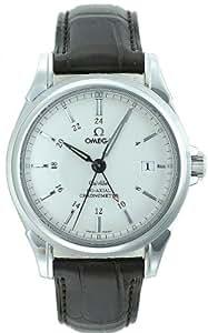 [オメガ] OMEGA 腕時計 デ ビル コーアクシャル GMT 4833.31 シルバー メンズ [並行輸入品]