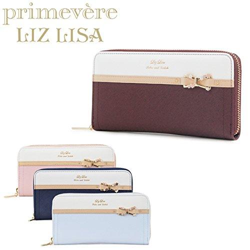 wholesale dealer 5a59e bded1 リズリサ) Primevere LIZ LISA 長財布 64337 【32】ピンク|日本 ...