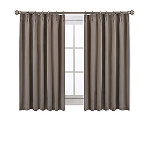 遮光カーテン 2枚セット ブラウン 省エネ ...の関連商品10