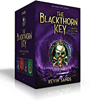 The Blackthorn Key Cryptic Collection Books 1-4: The Blackthorn Key; Mark of the Plague; The Assassin's Cu