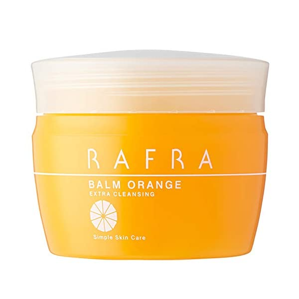 ラフラ バームオレンジ 毛穴 クレンジング 10...の商品画像