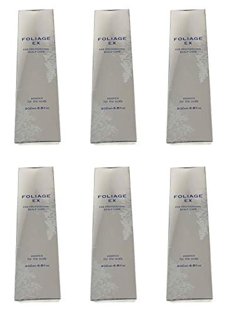 ばかアソシエイト変わる中野製薬 フォリッジ スキャルプエッセンス EX-BL 200ml [医薬部外品]×6本セット