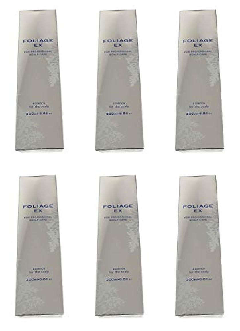 版企業桁中野製薬 フォリッジ スキャルプエッセンス EX-BL 200ml [医薬部外品]×6本セット