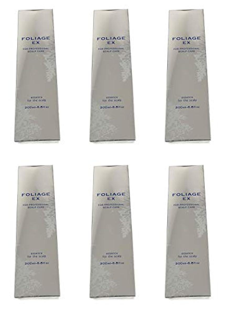 クラウドぴかぴか洗剤中野製薬 フォリッジ スキャルプエッセンス EX-BL 200ml [医薬部外品]×6本セット