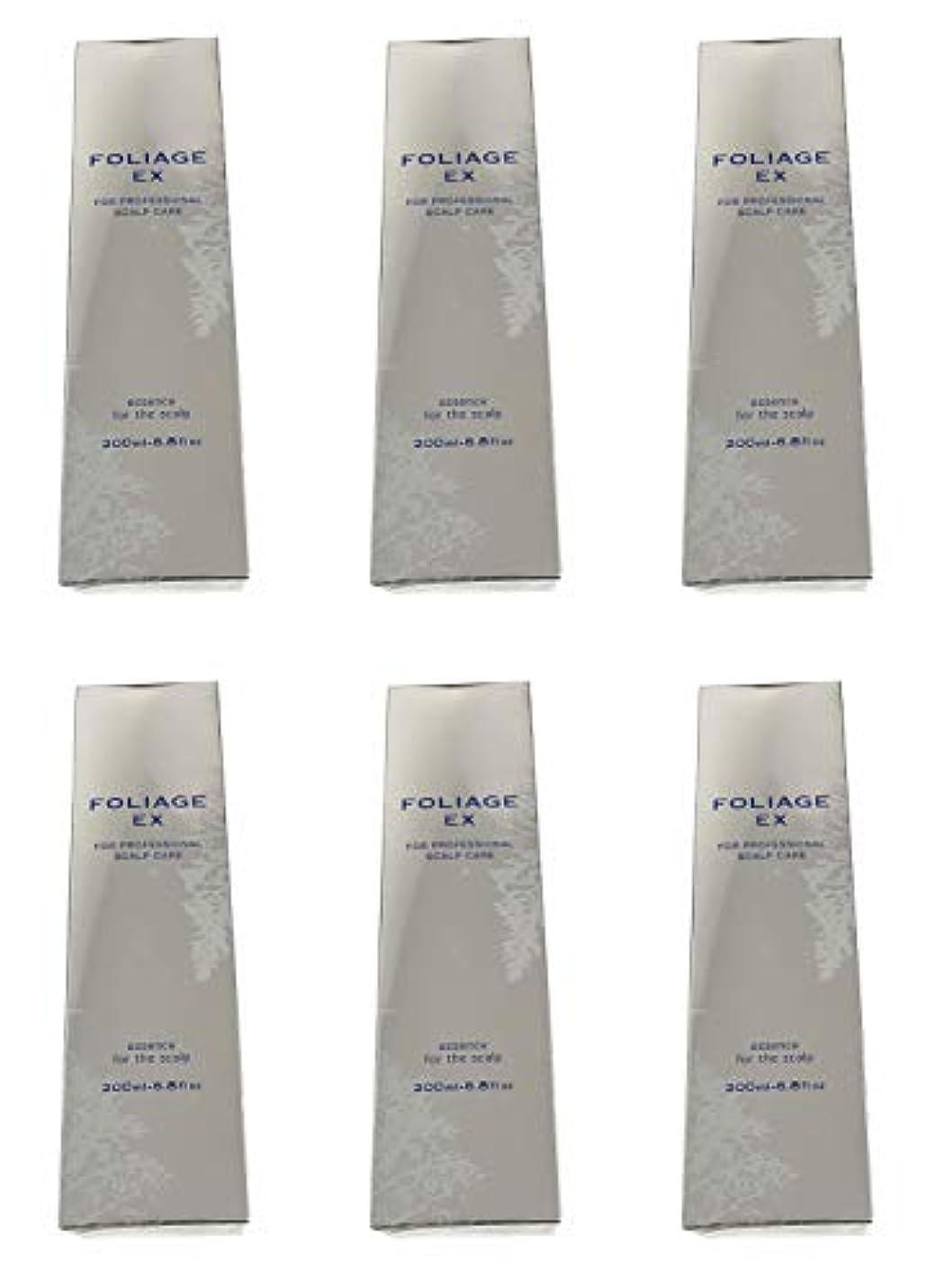 浴室癌件名中野製薬 フォリッジ スキャルプエッセンス EX-BL 200ml [医薬部外品]×6本セット