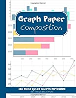 Graph Paper Composition Notebook: 300 Quad Ruled Sheets (Large, 8.5x11 in. 21.59*27.94 cm)