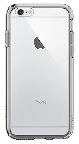 『【Spigen】iPhone6S ケース / iPhone6 ケース ウルトラ・ハイブリッド 米軍MIL規格取得 (スペース・クリスタル SGP11599)』の1枚目の画像
