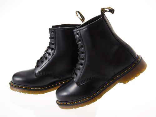 1460 8EYE BOOT BLACK 11822006