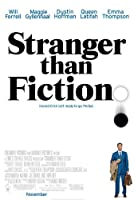 Stranger Than Fiction 11.5X 17インチPromo映画ポスター