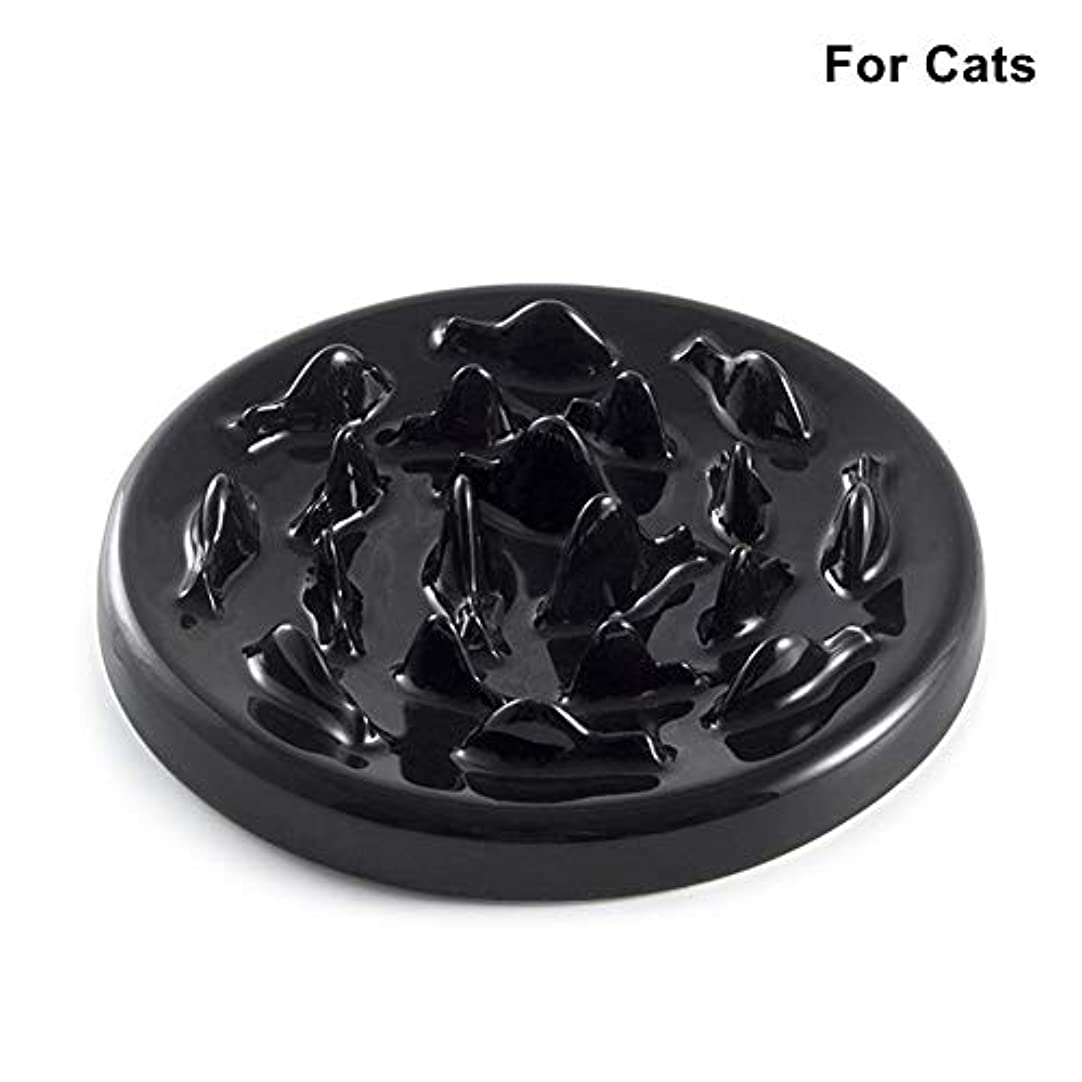 犬猫用ボウル いぬ 用 ペットボウル ペット食器 ペット皿 ダイエット 早食い防止 小型犬