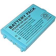 ゲームボーイアドバンスSP専用 交換用バッテリーパック(850mAh)