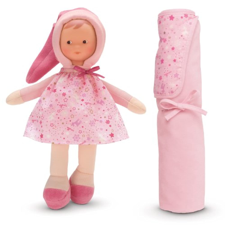 Corolle Missピンクスターベビー人形and Blanket