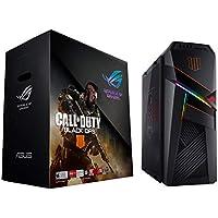 ASUS ROG 【Call of Duty Black Ops 4ダウンロードコード付属】 ゲーミングデスクトップPC (第8世代Core i7/GTX1070搭載) GL12CM-COD