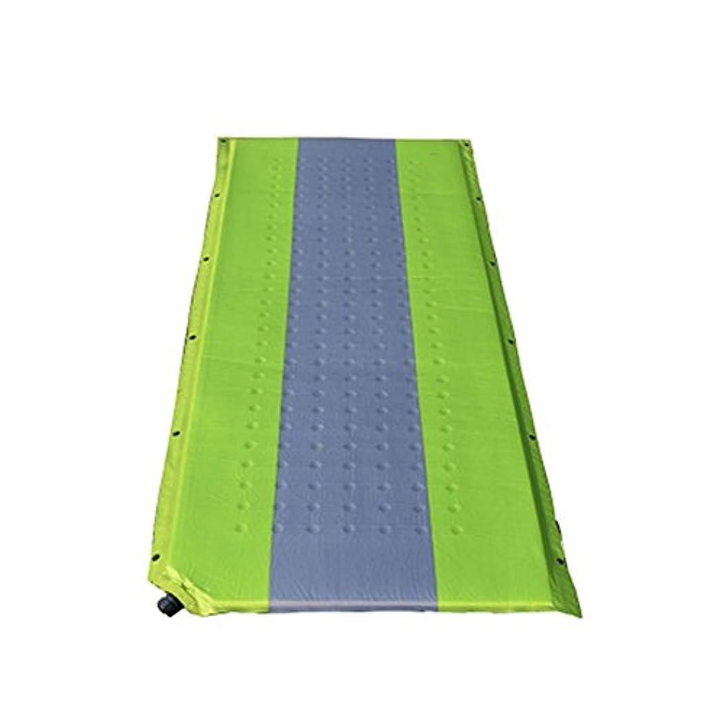 オンス掃くミント軽量スリーピングパッド、テントスリーピングパッド、キャンプやハイキングに最適