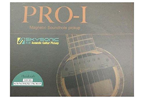 【国内正規品】SKYSONIC スカイソニック アコースティックギター用ピックアップ/コンデンサーマイク PRO1