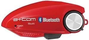 SYGN HOUSE(サインハウス) MUSIC bluetoothレシーバー B+COM(ビーコム) レッド 00073364