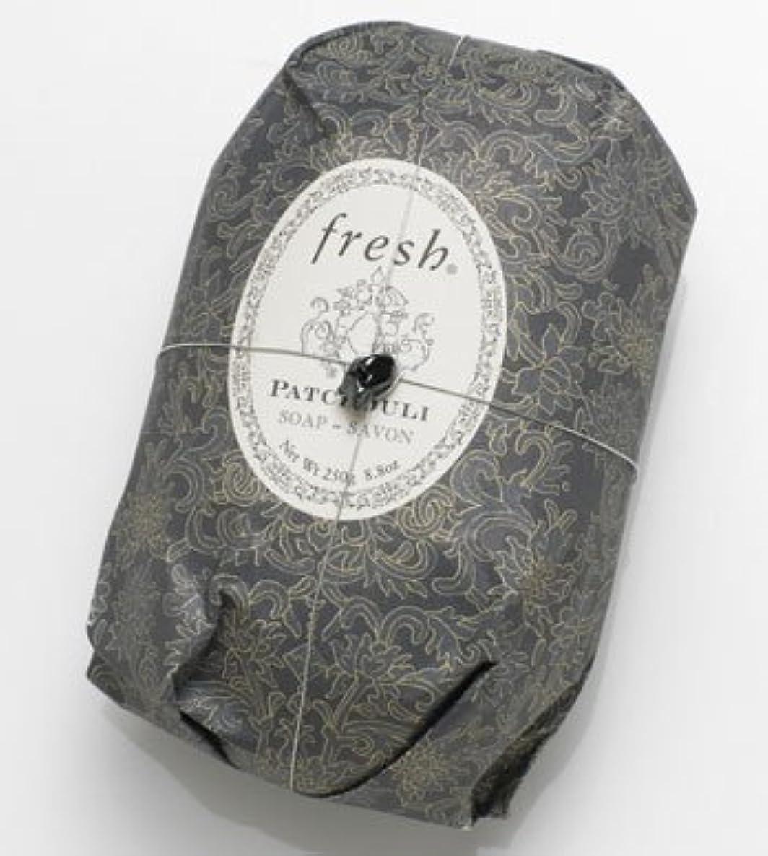 本を読むホームストレスの多いFresh PATCHOULI SOAP (フレッシュ パチョリ ソープ) 8.8 oz (250g) Soap (石鹸) by Fresh