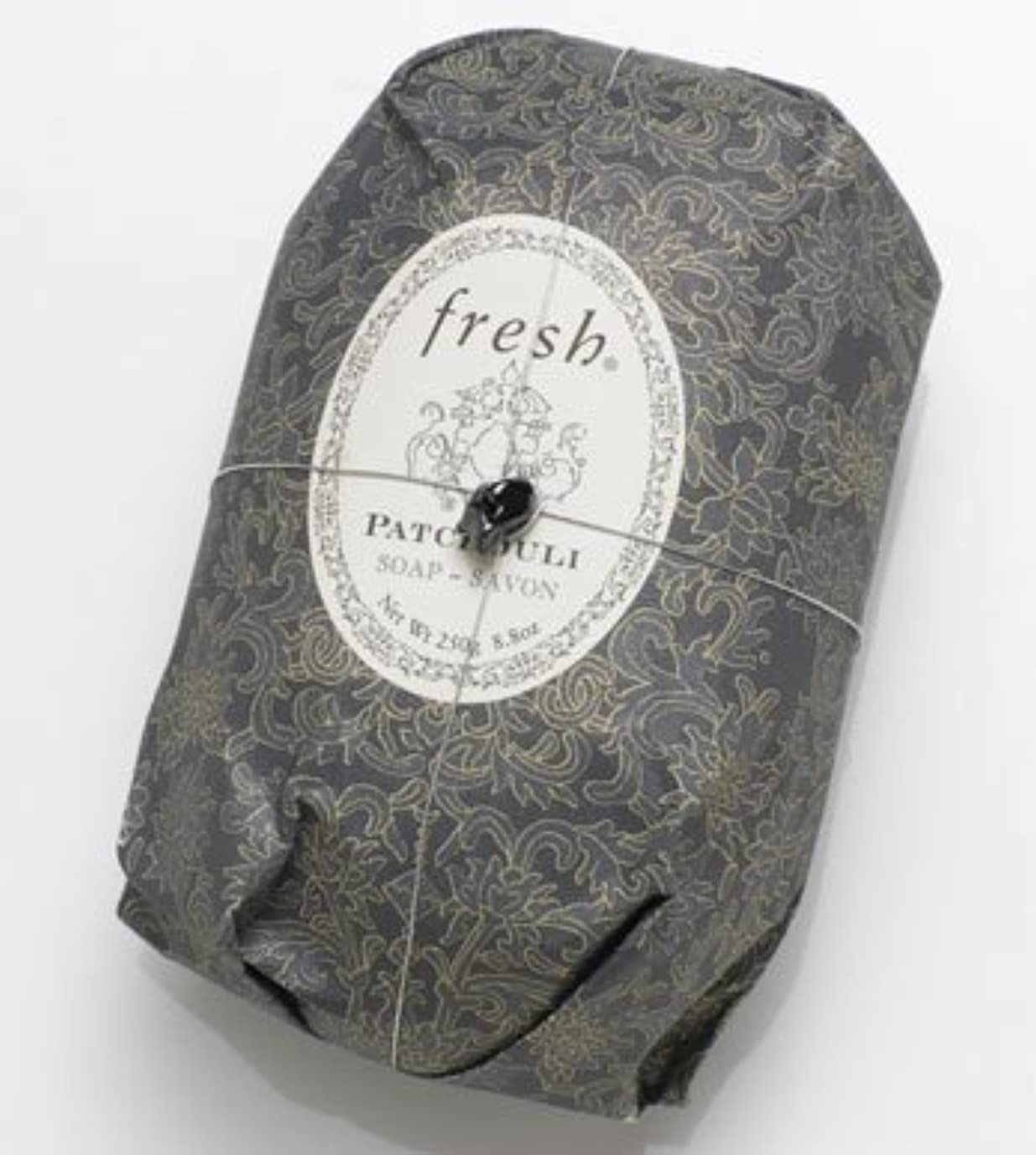アクセスできないデンマーク穿孔するFresh PATCHOULI SOAP (フレッシュ パチョリ ソープ) 8.8 oz (250g) Soap (石鹸) by Fresh