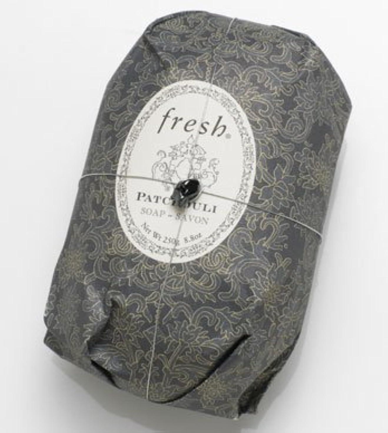 理想的樹皮記念日Fresh PATCHOULI SOAP (フレッシュ パチョリ ソープ) 8.8 oz (250g) Soap (石鹸) by Fresh