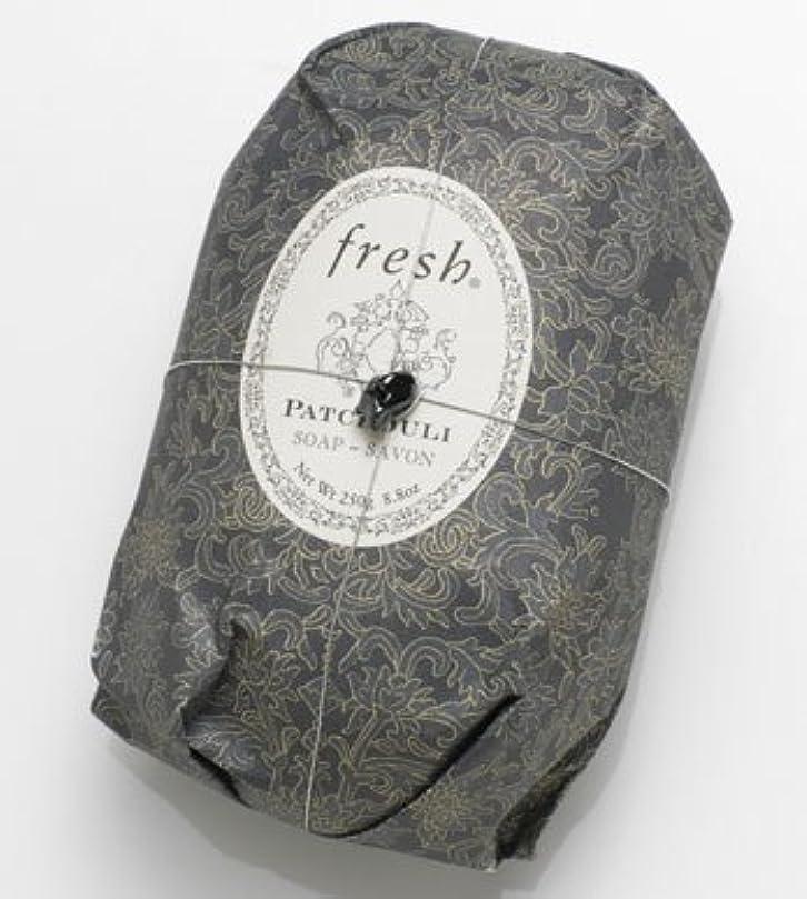 蛾飾り羽法令Fresh PATCHOULI SOAP (フレッシュ パチョリ ソープ) 8.8 oz (250g) Soap (石鹸) by Fresh