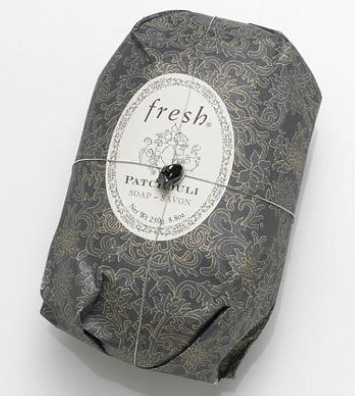 対処する倍増極端なFresh PATCHOULI SOAP (フレッシュ パチョリ ソープ) 8.8 oz (250g) Soap (石鹸) by Fresh