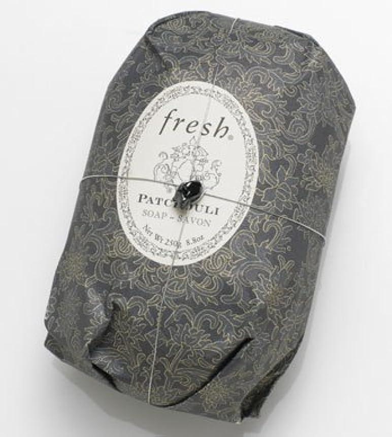 ブラジャー偏心蛾Fresh PATCHOULI SOAP (フレッシュ パチョリ ソープ) 8.8 oz (250g) Soap (石鹸) by Fresh