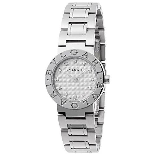 [ブルガリ]BVLGARI 腕時計 BB23WSS/12 ブルガリブルガリ ホワイト レディース [並行輸入品]