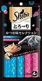シーバ とろ〜りメルティ かつお味セレクション 12gx4本 製品画像