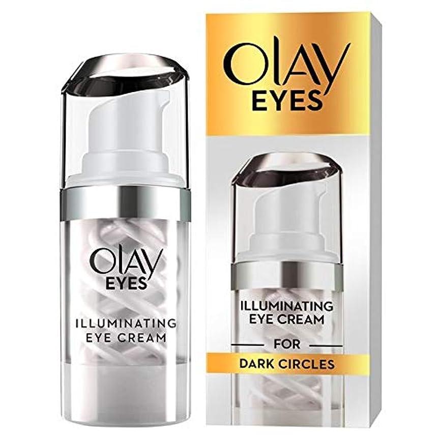 コンバーチブル抹消排出[Olay] オーレイアイコレクション白クリーム15Ml - Olay Eye Collection Brightening Cream 15ml [並行輸入品]