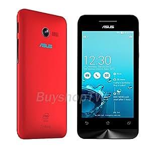 ASUS Zenfone4 デュアルSIMフリー (Red)