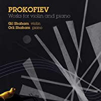 Prokofiev: Works for Violin & Piano (2008-01-29)