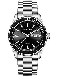 [ハミルトン]HAMILTON 腕時計 Jazzmaster Seaview Day Date(ジャズマスター シービュー デイデイト) H37511131 メンズ 【正規輸入品】